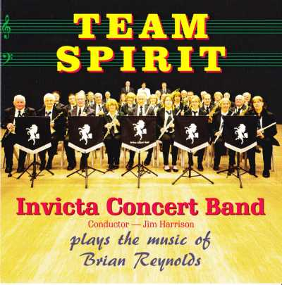 'Team Spirit' Compact Disc