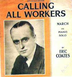 Calling All Workers sheet music cover